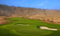 Jebel Sifah Golf Course