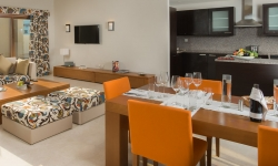 Sifawy Hotel Apartment -Living Room Dinning and Kitchen-3 (2)-L