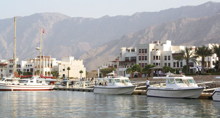 Jebel Sifah Water Taxi: Beat the Traffic