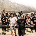 Spartan Race in Jebel Sifah